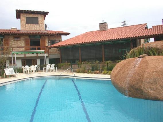 Casa De Condomínio À Venda, 4 Quartos, 10 Vagas, Condomínio Monte Belo - Salto/sp - 4593