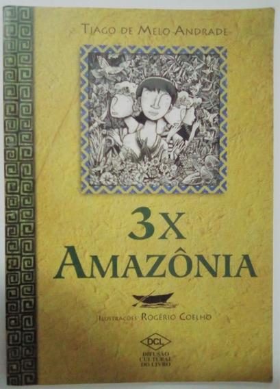 Livro 3x Amazônia