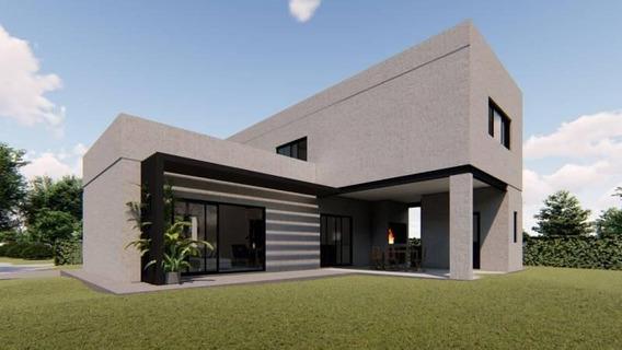 Casa Moderna En Venta En Pilar Del Este