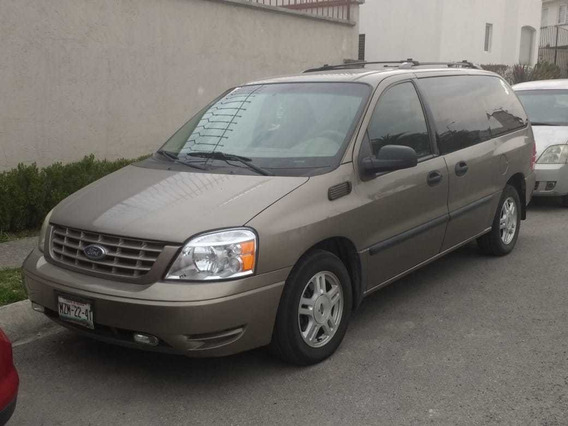 Ford Freestar 2005, Excelente, Lista Para Carretera, T/p