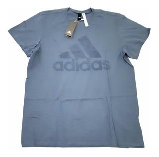 Playera Deportiva adidas Id Badge Of Sport Original Caballer