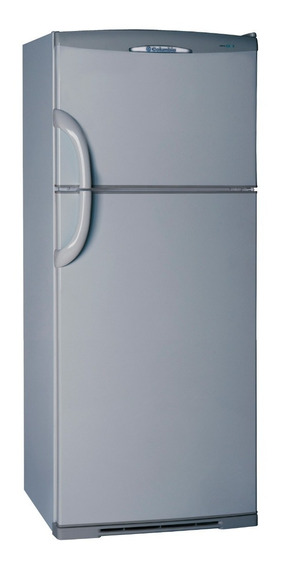 Heladera Columbia Con Freezer Plata 276 Ltrs. Htp-2294/h