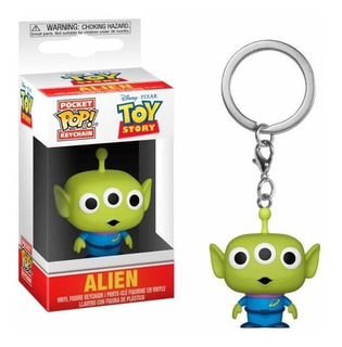 Funko Pop Keychain Toy Story Alien