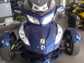 Spyder Rt 2009/2010, Bombardier, Marca Can Am