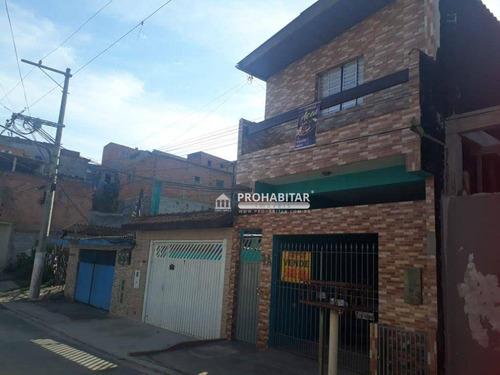 Imagem 1 de 15 de Vendo 5 Casas Rentavel = 5 Alugueis - So3625