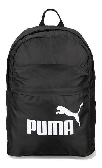 Mochila Puma Unisex Classic Negro