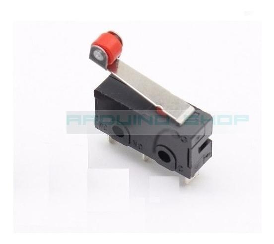 Switch Final De Carrera Con Rodillo Micro Microswitch