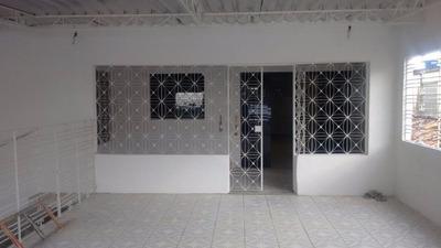 Casa Residencial Para Locação, Casa Amarela, Recife. - Ca0048