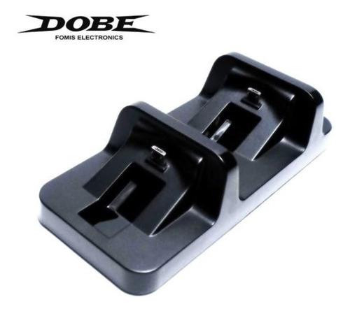 Imagen 1 de 6 de Base Cargador Dual Dobe Para Ps4