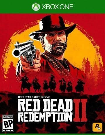 Red Dead Redemption 2 - Xbox One S Mídia Digital