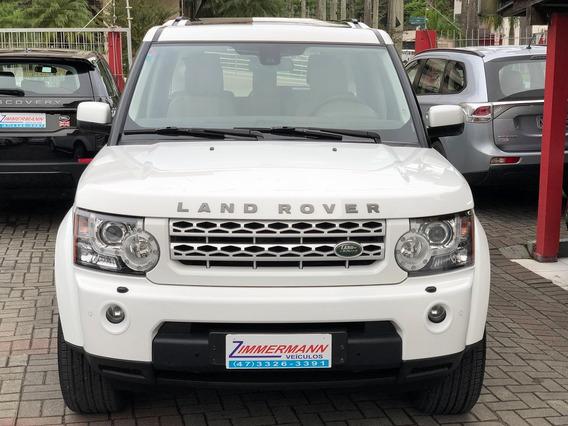 Land Rover Discovery 4 Hse 5.0 V8 376cv Ano 2013 Top De Linh