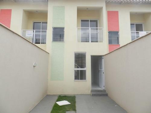 Casa Duplex Com 2 Quartos Para Comprar No Centro Em Igarapé/mg - 541