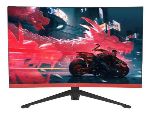 Imagem 1 de 5 de Monitor Concórdia Gamer Curvo D270f 27 165hz 1ms Full Hd