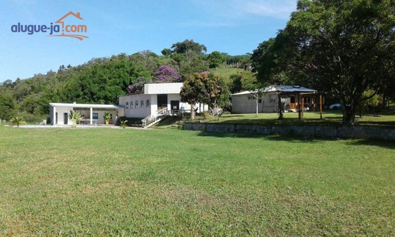 Chácara À Venda, 9400 M² Por R$ 750.000,00 - Jardim Nova Esperança - Jacareí/sp - Ch0091