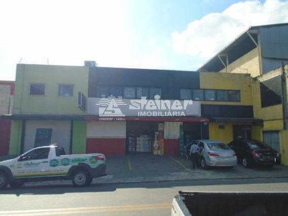 Aluguel Salão Comercial Até 300 M2 Jardim Vila Galvão Guarulhos R$ 2.200,00