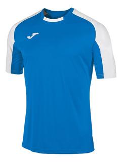 Uniforme Fútbol Joma Essential Blanco Azul ¡envío Gratis!