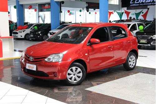 Toyota Etios 1.3 X 16v Flex 4p Repasse!!!