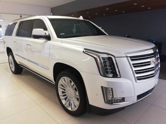 Cadillac Escalade 2018 6.2 Esv Platinum 4x4 7 Pasajeros At