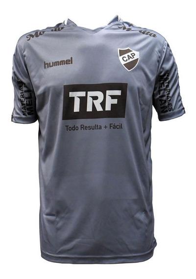 Camiseta Arquero Platense Gris 2019-2020 Hummel Rc Deportes