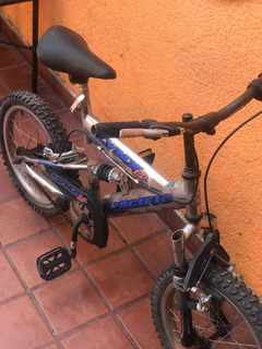 Bicicleta Mountain Para Niño Rodado 16