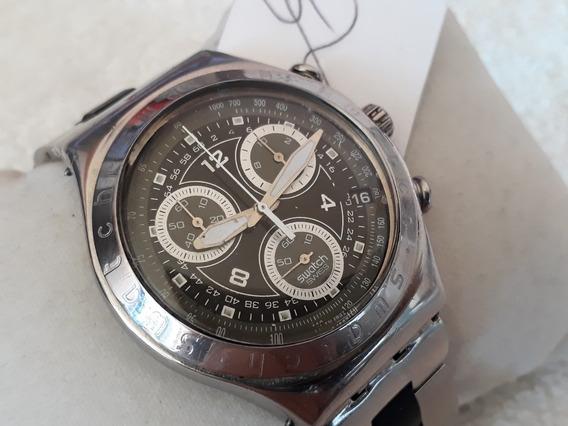 Relógio Swatch Irony, Cronógrafo (1997) !