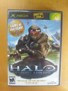 Videojuego Halo 1 Original Para Xbox