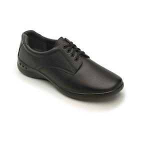 Calzado Zapato Escolar Flexi 48304 Negro Juvenil