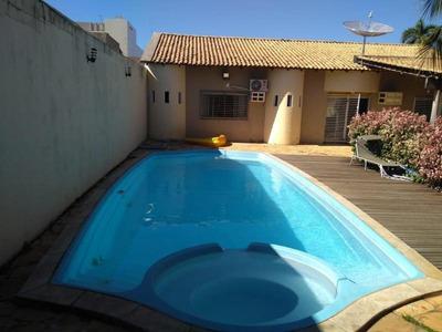 Casa Com 3 Quarto(s) No Bairro Santa Rosa Em Cuiabá - Mt - 00548