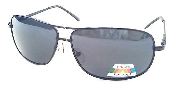 Lentes Gafas Sol Aviador Polarizado + Estuche P1004