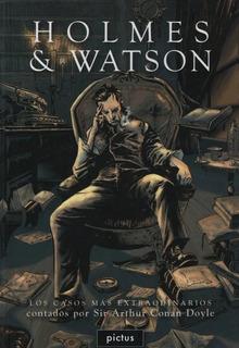 Holmes & Watson - Los Casos Más Extraordinarios