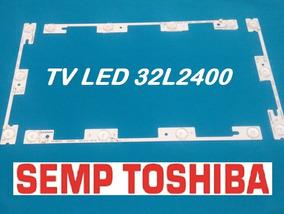 Barra De Led Tv Semp Tv Led V2 32l2400 Kit Com 4 Pçs Konka