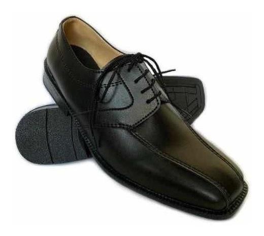 Zapato De Vestir Punta Cuadrada Del 36 Al 45