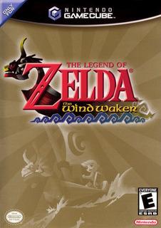 The Legend Of Zelda Wind Waker Juego Gamecube (envío Gratis)