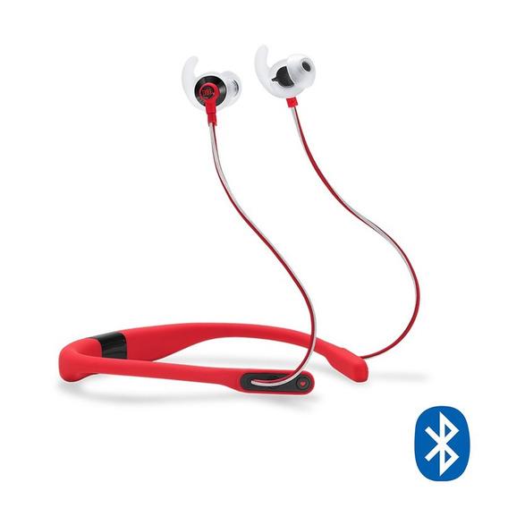 Fone De Ouvido Jbl Reflect Fit Bluetooth Esportivo Vermelho