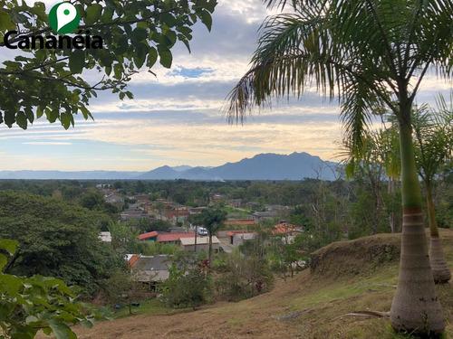 Ótimo Terreno A Venda - 9.000m2 Com Vista Panorâmica - Bairro Morro São João - Cananéia/sp - Te00048 - 68497510