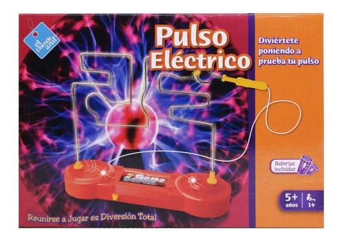 Juego De Mesa Pulso Electrico Equilibrio - El Duende Azul