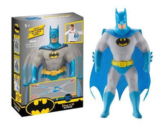 Stretch Fig Batman Gde 33 Cm -se Estira- Int 06028 Original