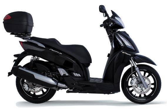 Honda - Sh 300i - Kymco - People 300 Gti Thayná