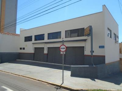 Salão Para Alugar, 297 M² Por R$ 5.200/mês - Centro - Piracicaba/sp - Sl0580