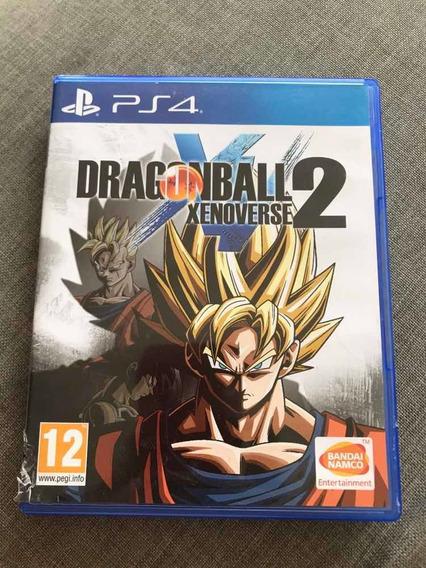 Jogo Ps4 Dragonball2