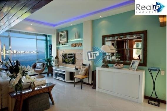 Magnífico Apartamento Na Av. Niemeyer - 2479