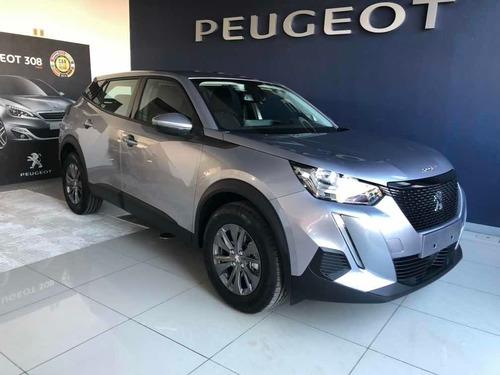 Peugeot 2008 1.2t Active Pack 5p At 2020 Entrega Inmediata