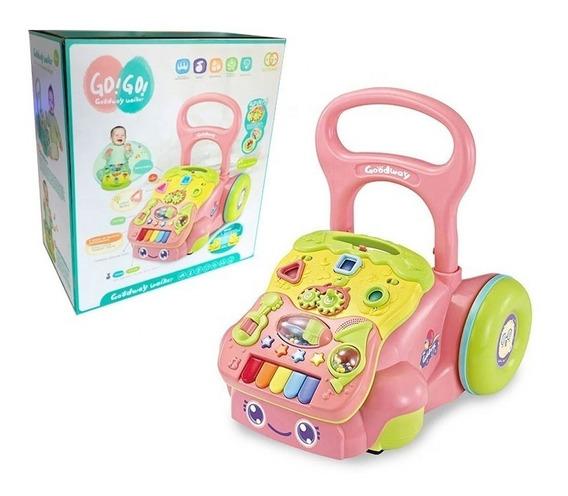 Caminador Goodway Aprendizaje Niños 09+ Bebé Actividades
