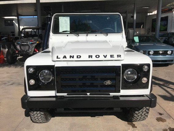 Land Rover Defender Diésel 2011