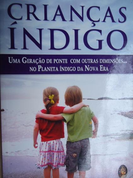 Livro - Crianças Indigo - Tereza Guerra