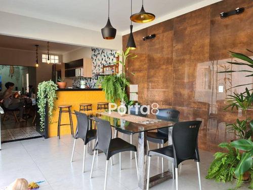 Imagem 1 de 18 de Casa À Venda, 240 M² Por R$ 640.000,00 - Jardim São Marco - São José Do Rio Preto/sp - Ca3015