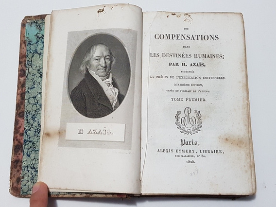 Livros Antigos França - Alexis Eymery Les Destinées Humaines