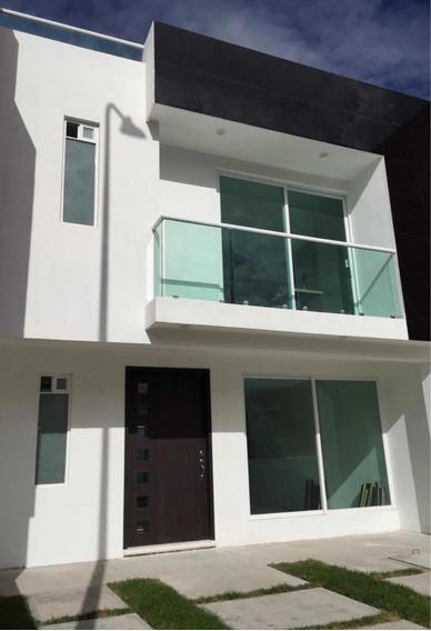 Preciosas Casa Nueva En Venta.