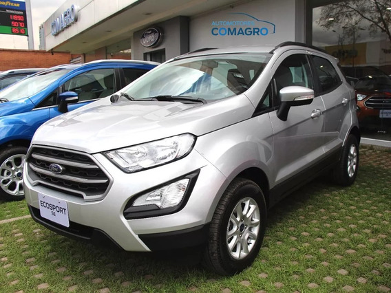 Ford Ecosport Se Automatica 4.2 Motor 1.5