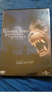 Un Hombre Lobo Americano En Londres Dvd Original Solo Envios